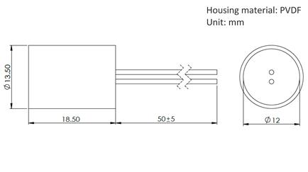 A240A Dimensions