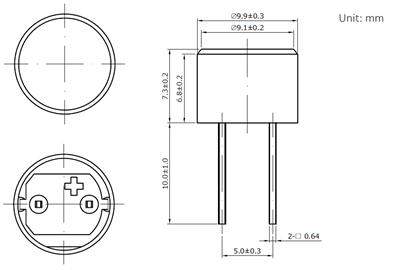 A300A Dimensions